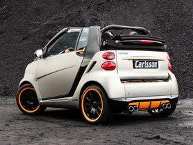 Ver foto 3 de Smart Carlsson ForTwo Cabrio C25 2010