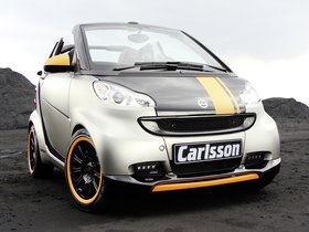 Fotos de Smart Carlsson ForTwo Cabrio C25 2010