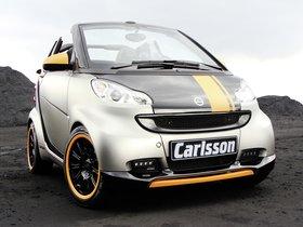 Fotos de Smart Carlsson ForTwo Cabrio C25 2010