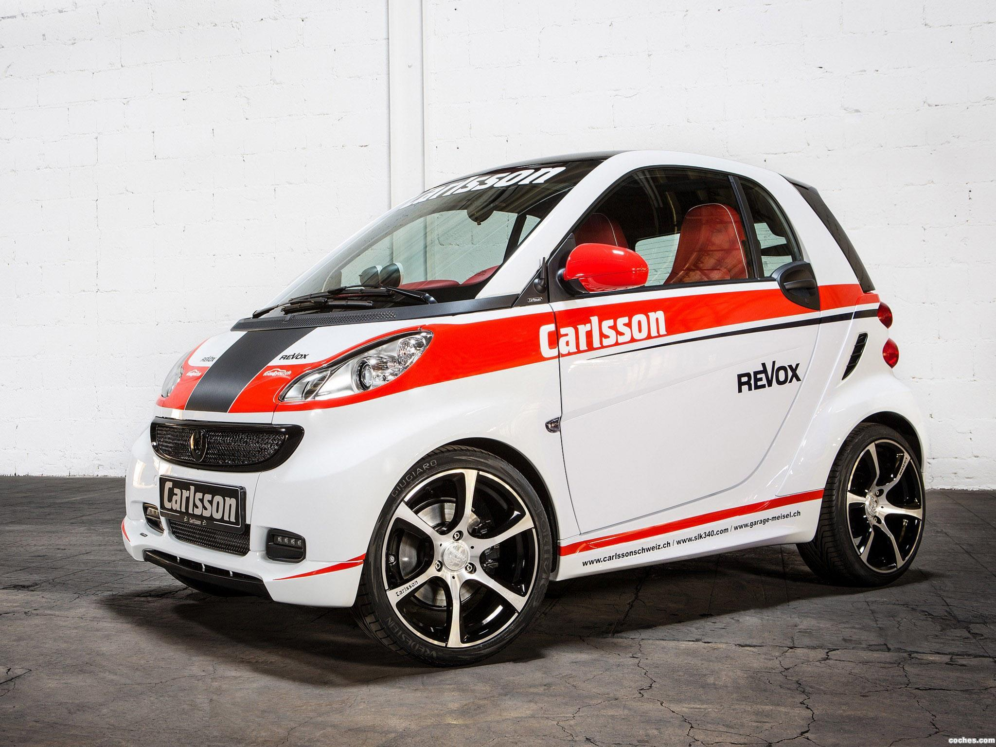 Foto 0 de Carlsson Smart ForTwo Race Edition 2013