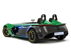 Ver foto 5 de Caterham Aeroseven Concept 2013