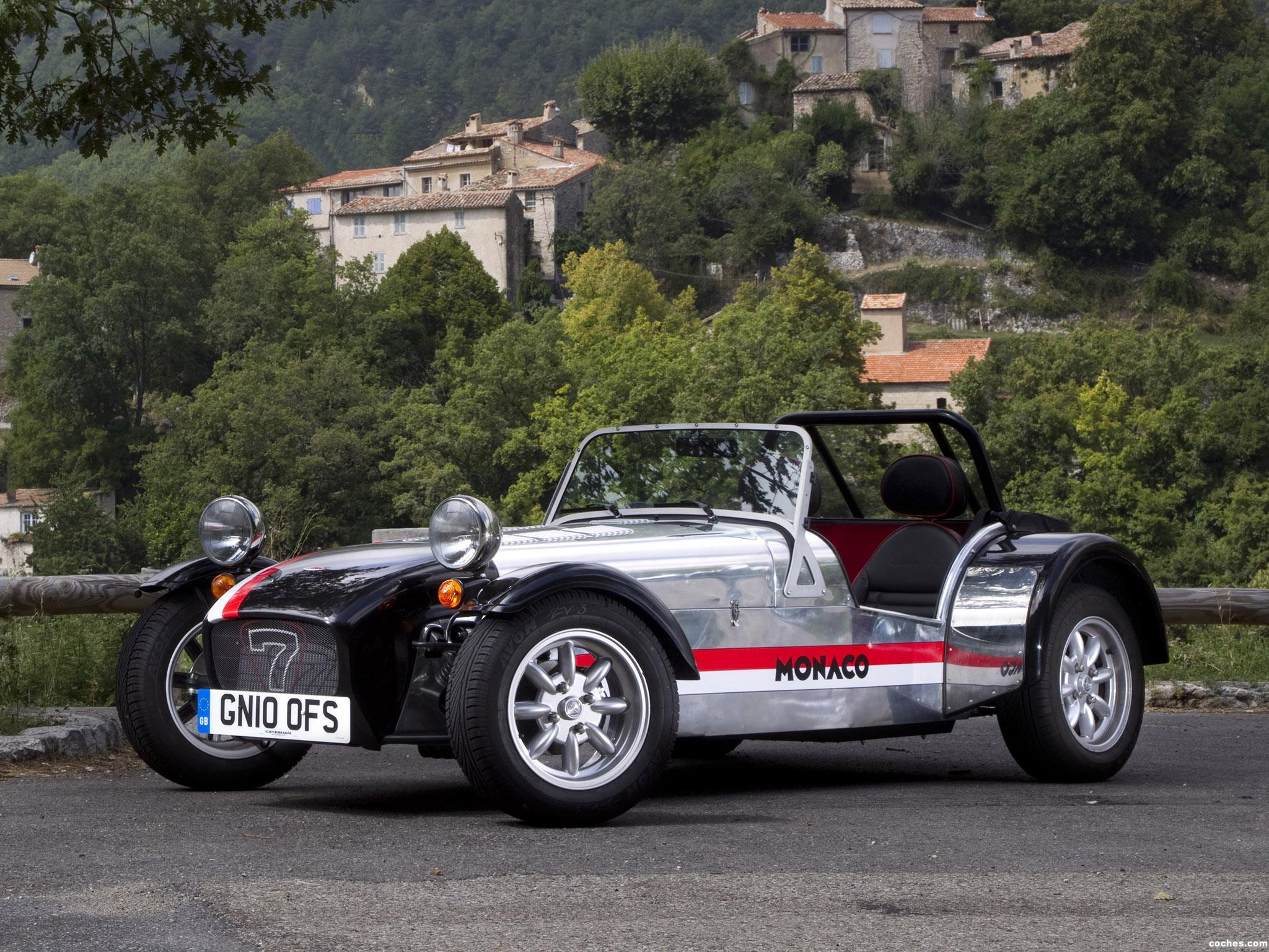 Foto 0 de Caterham Seven Roadsport 125 Monaco Limited Edition 2010