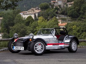 Fotos de Caterham Seven Roadsport 125 Monaco Limited Edition 2010