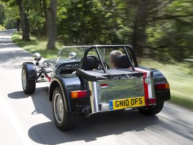 Ver foto 6 de Caterham Seven Roadsport 125 Monaco Limited Edition 2010
