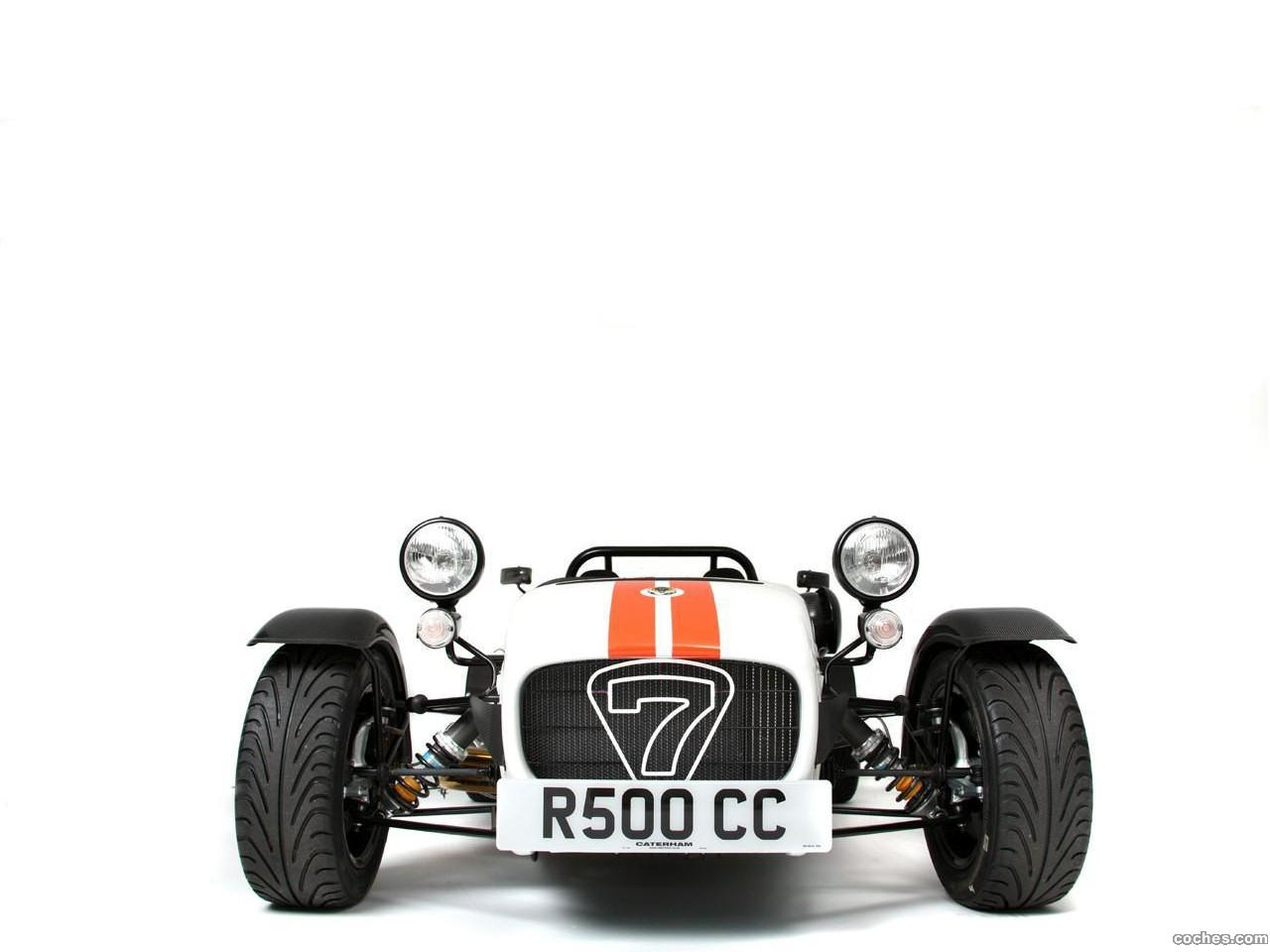Foto 3 de Caterham Seven Superlight R500 2008