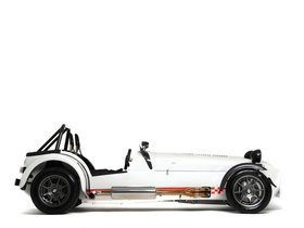 Ver foto 3 de Caterham Seven Superlight R500 2008