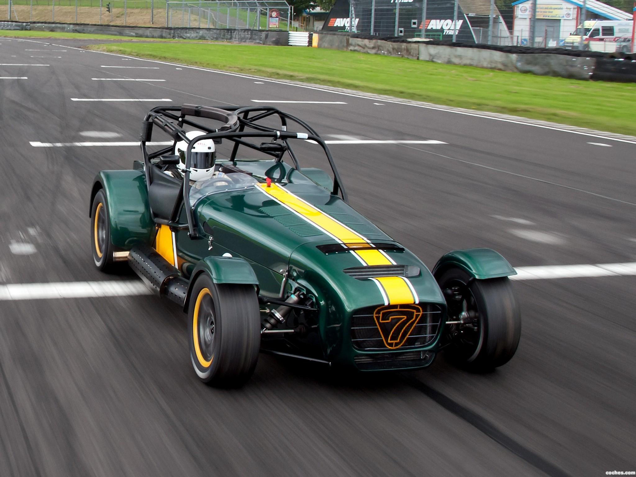 Foto 0 de Caterham Seven Superlight R600 2012