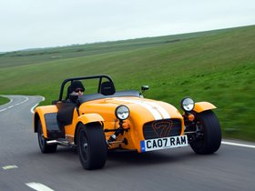 Fotos de Caterham Seven Supersport 2011