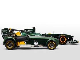 Ver foto 2 de Caterham Seven Team Lotus Livery 2011