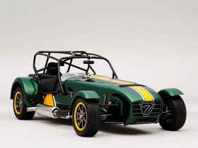 Fotos de Caterham Seven Team Lotus Livery 2011