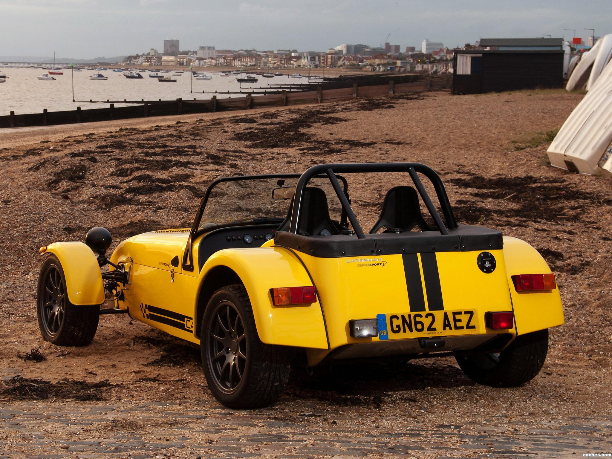 Foto 2 de Caterham Seven Supersport R 2012