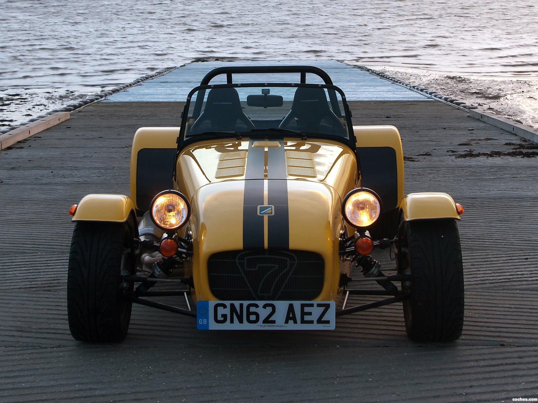 Foto 1 de Caterham Seven Supersport R 2012