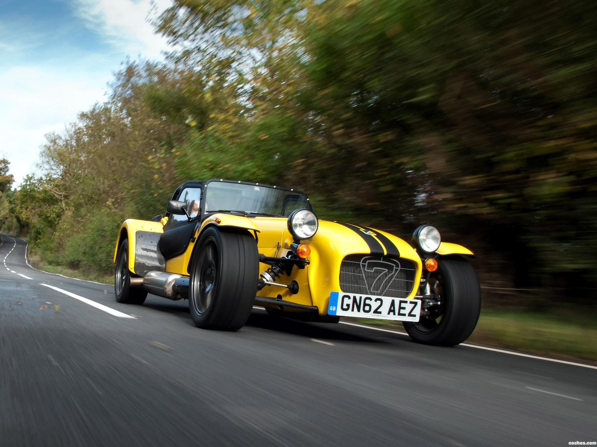 Foto 0 de Caterham Seven Supersport R 2012
