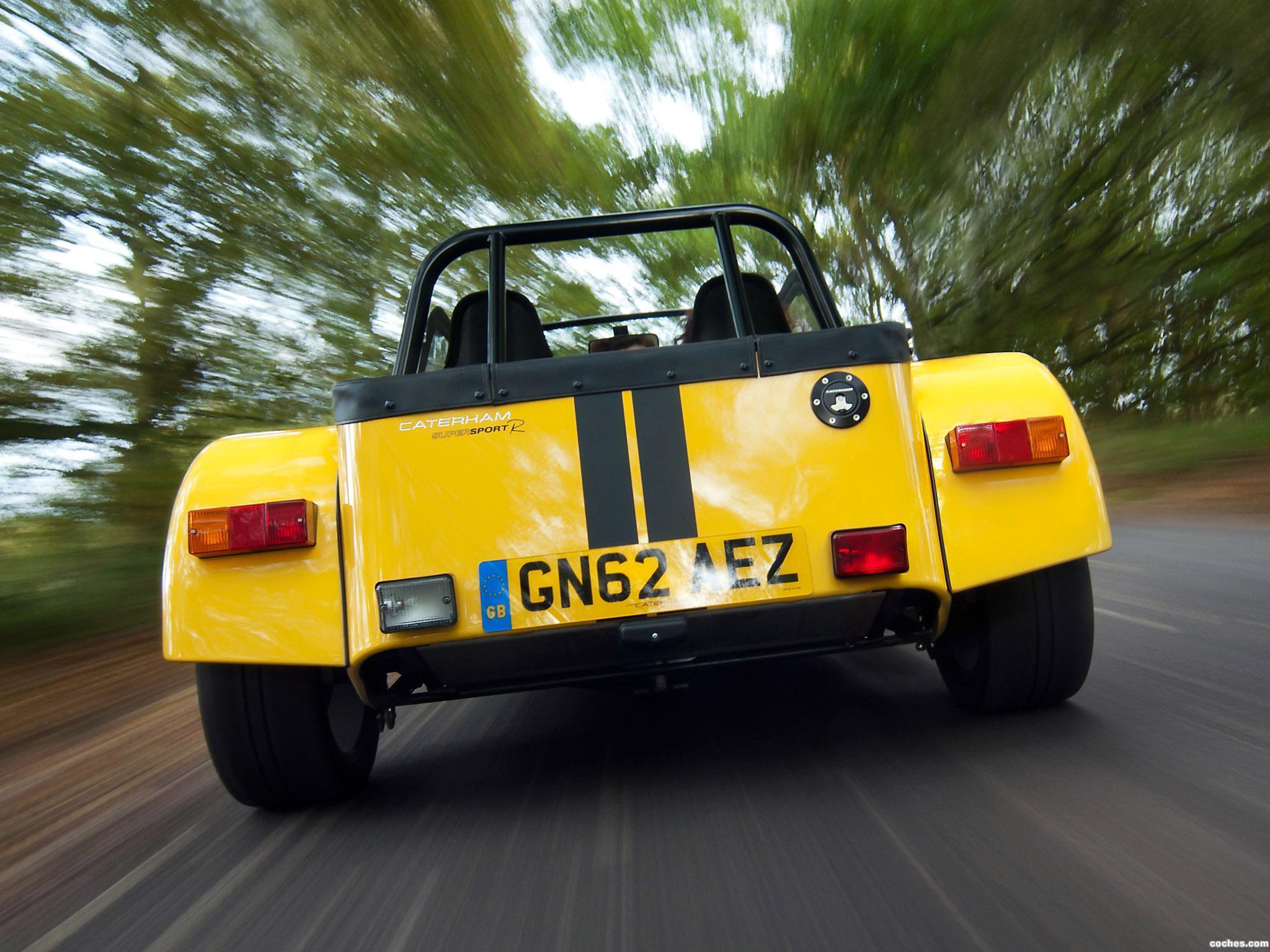 Foto 7 de Caterham Seven Supersport R 2012