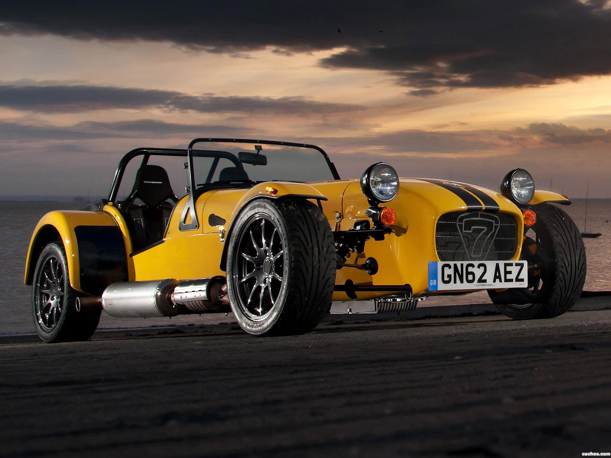 Foto 5 de Caterham Seven Supersport R 2012