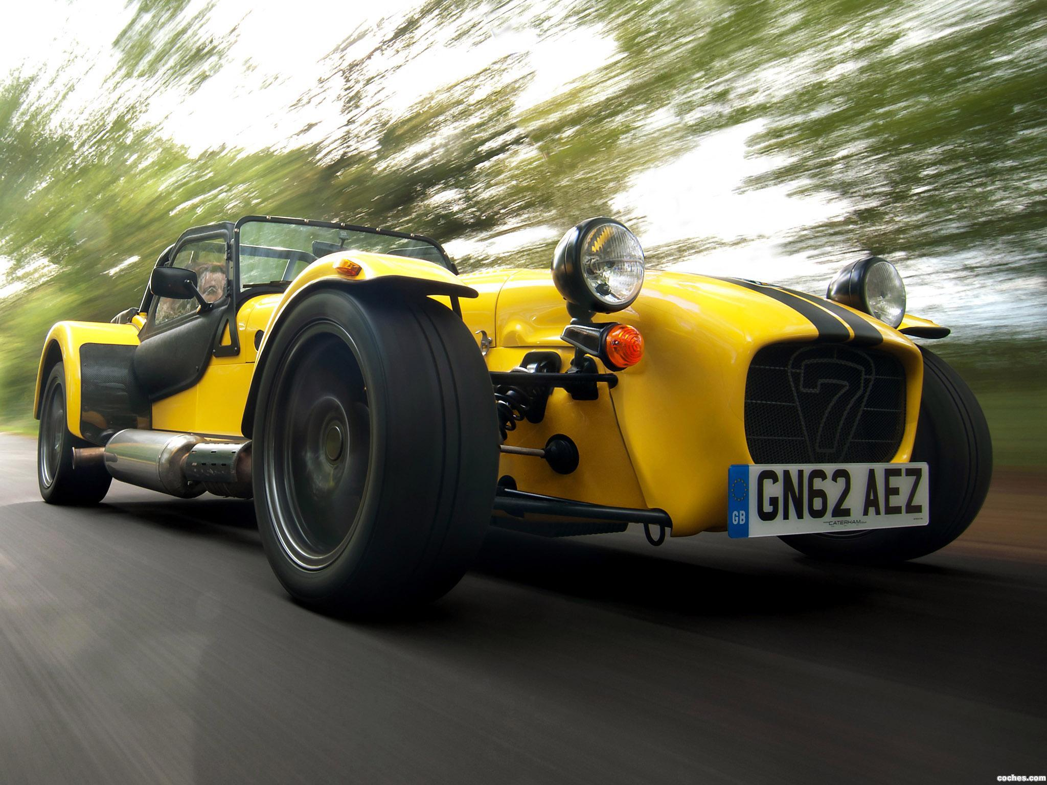 Foto 3 de Caterham Seven Supersport R 2012