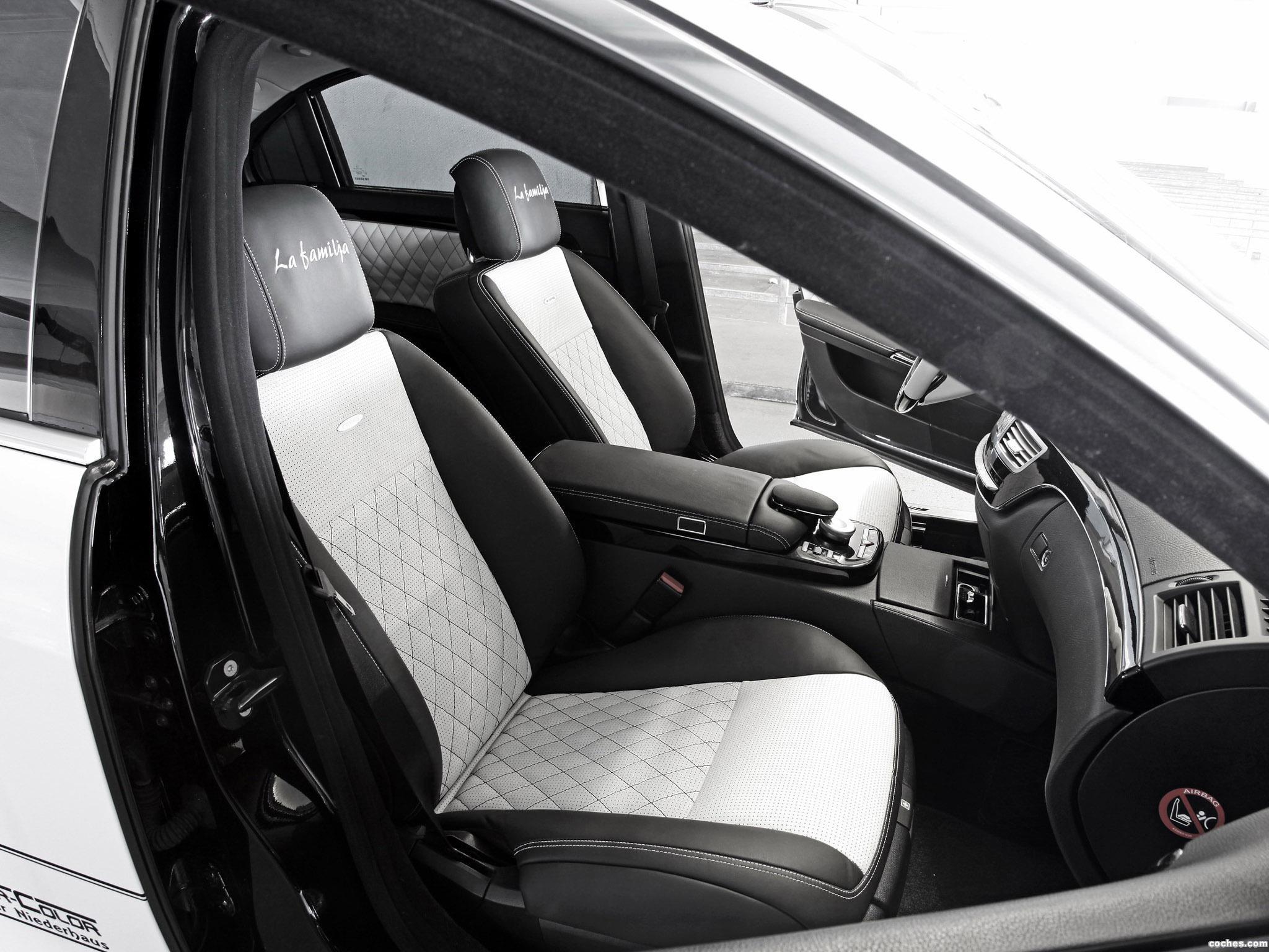 Foto 9 de CFC Mercedes Clase S S65 AMG W221 2012