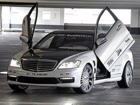 Fotos de CFC Mercedes Clase S S65 AMG W221 2012