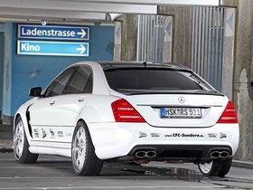 Ver foto 6 de CFC Mercedes Clase S S65 AMG W221 2012