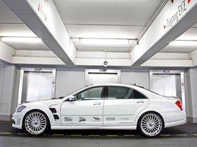 Ver foto 3 de CFC Mercedes Clase S S65 AMG W221 2012