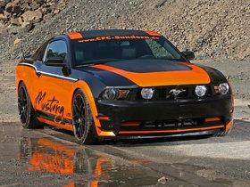 Fotos de CFC Ford Mustang Sundern World Marko Mennekes 2011