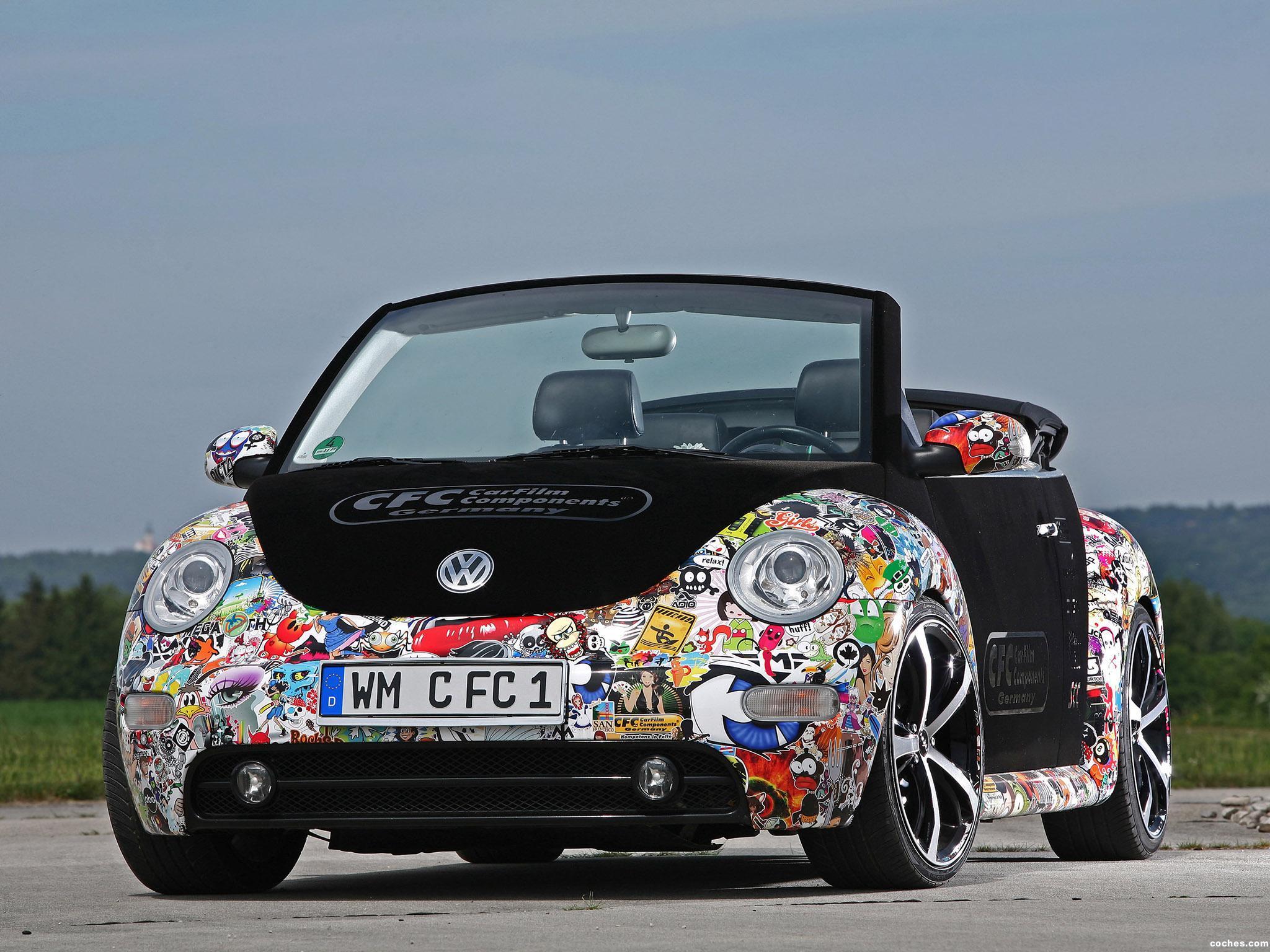 Foto 0 de Volkswagen CFC Beetle 2011
