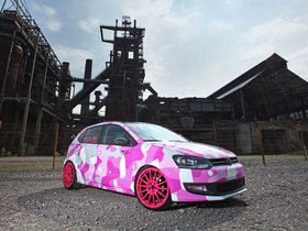 Ver foto 6 de Volkswagen Polo GTI 6R Synergetic Effects  2012