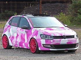 Fotos de Volkswagen Polo GTI 6R Synergetic Effects  2012