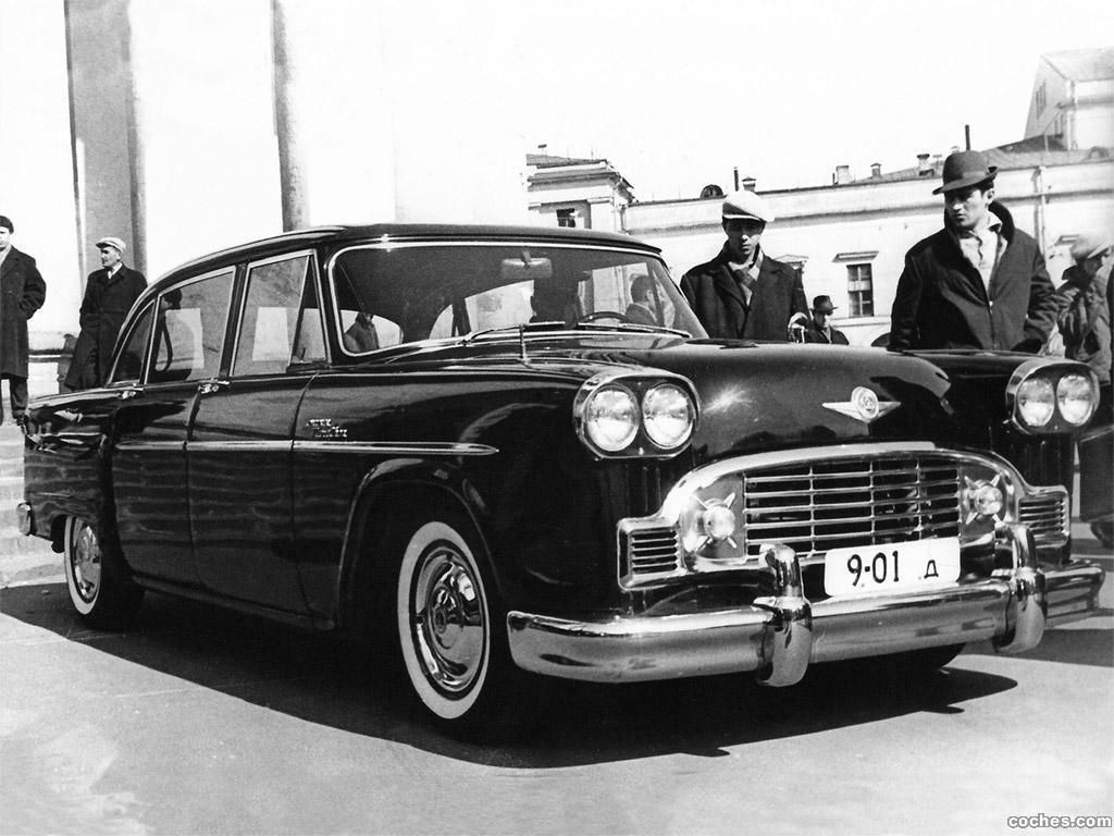 Foto 0 de Checker Marathon A11 1960