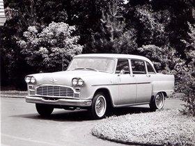 Ver foto 2 de Checker Marathon A11 1960