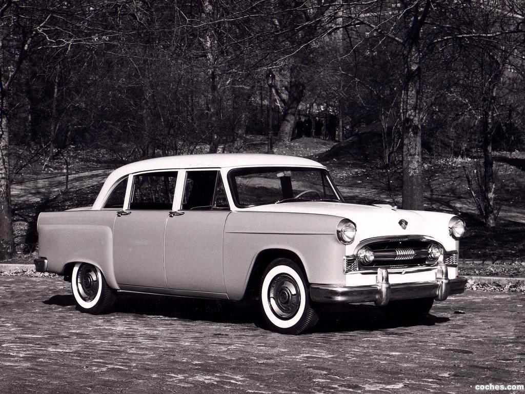 Foto 0 de Checker Model A8 1956