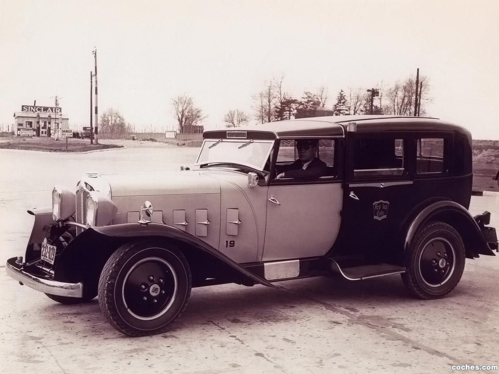 Foto 0 de Checker Model M Taxi Cab 1931