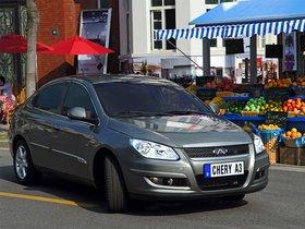 Ver foto 2 de Chery A3 Sedan M11 2008