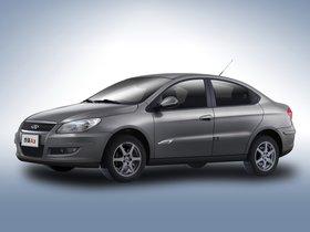 Ver foto 10 de Chery A3 Sedan M11 2008