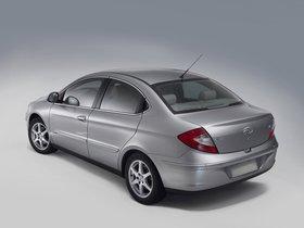 Ver foto 8 de Chery A3 Sedan M11 2008