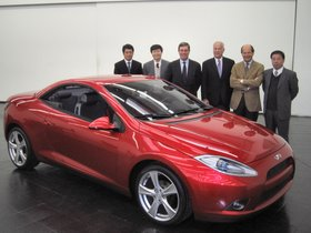 Ver foto 1 de Chery Coupe Cabrio Concept 2008