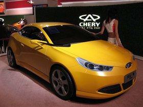 Ver foto 1 de Chery Fengyun II Coupe Concept Fulwin 2007