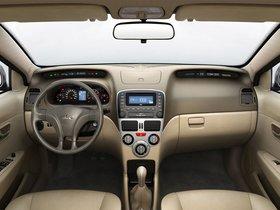 Ver foto 8 de Chery Fulwin II Sedan Liftback  2009