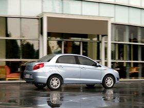 Ver foto 6 de Chery Fulwin II Sedan Liftback  2009