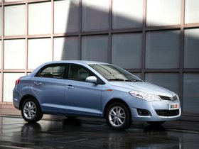 Ver foto 4 de Chery Fulwin II Sedan Liftback  2009