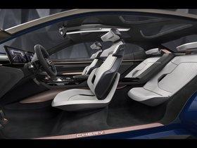 Ver foto 4 de Chery Tiggo Coupe Concept  2017