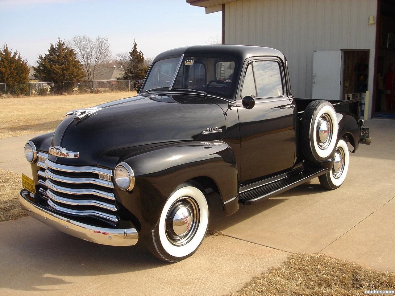 Foto 0 de Chevrolet 3100 Pickup 1951