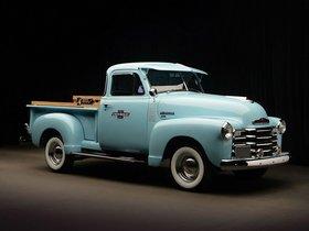 Ver foto 4 de Chevrolet 3100 Pickup 1951
