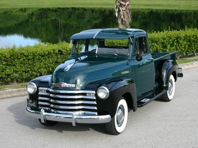 Ver foto 3 de Chevrolet 3100 Pickup 1951