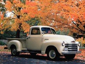 Ver foto 2 de Chevrolet 3100 Pickup 1951