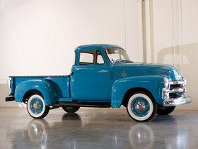 Ver foto 2 de Chevrolet 3100 Pickup 1954