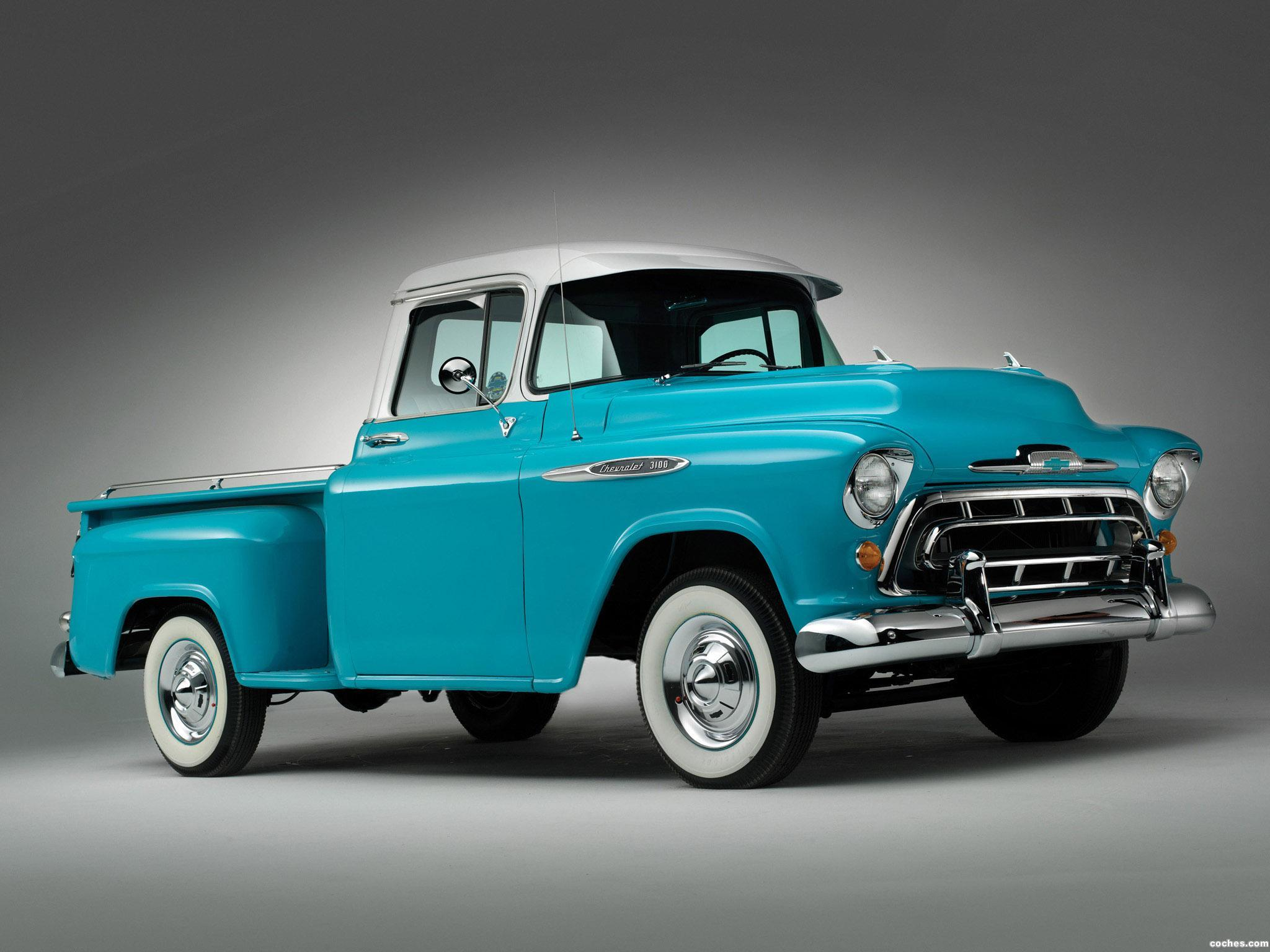 Foto 0 de Chevrolet 3100 Pickup 1957