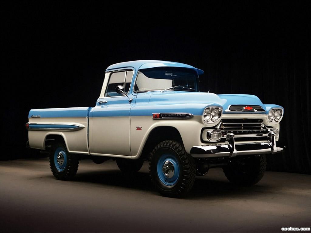 Foto 0 de Chevrolet 3100 deluxe Pickup 1959