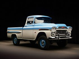 Fotos de Chevrolet 3100 deluxe Pickup 1959