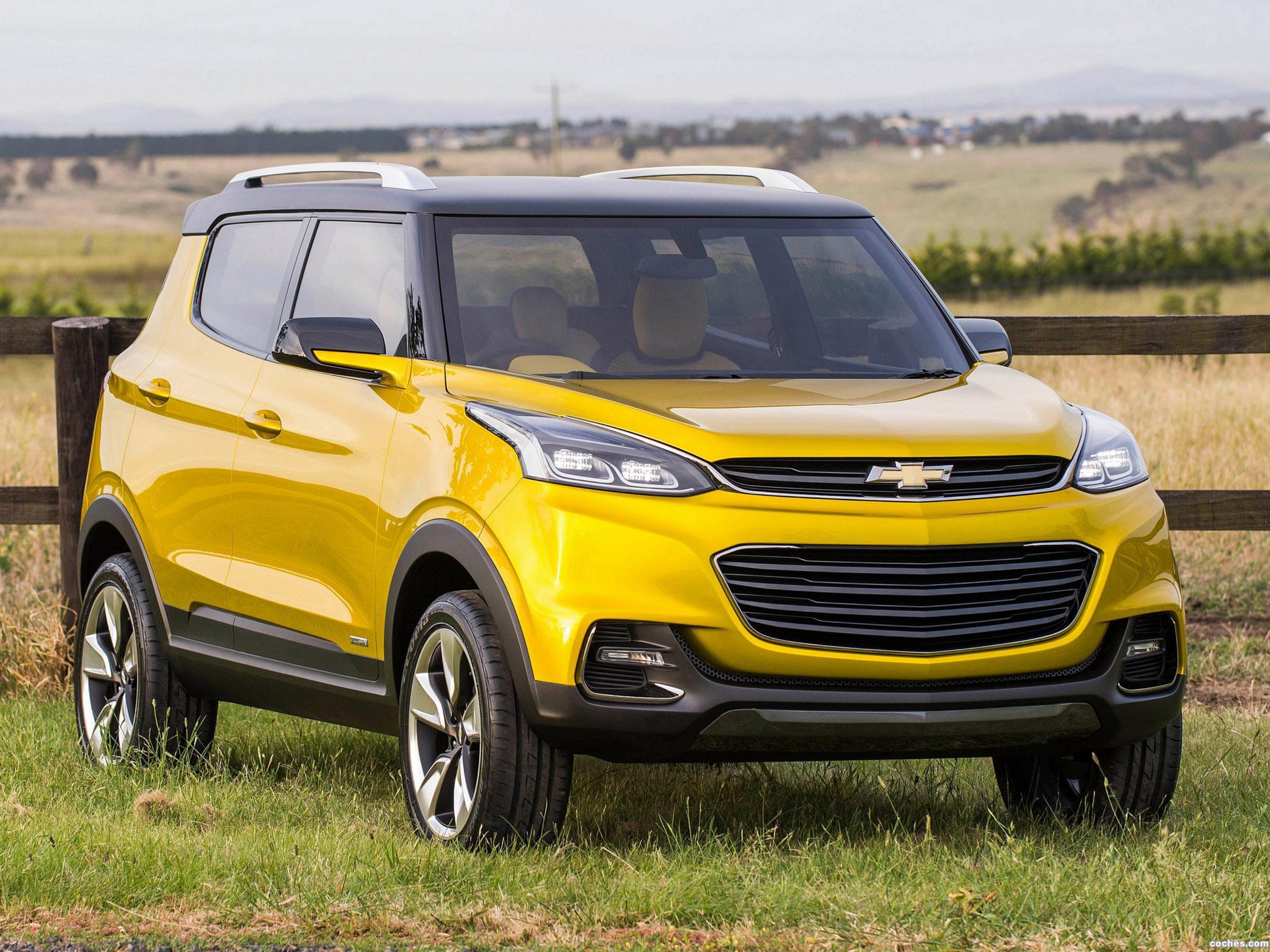 Foto 0 de Chevrolet Adra Concept 2014